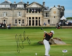 Louis Oosthuizen Signed St.Andrews 11 x 14 Photo PSA