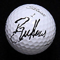 Bill Haas Signed Fed Ex Cup Titleist Golf Ball PSA/DNA