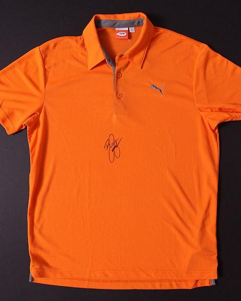 rickie fowler puma orange