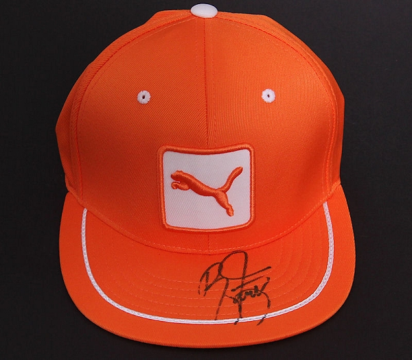 Home   Signed Hats   Apparel   Rickie Fowler Signed Puma Patch Hat PSA DNA a325f894036