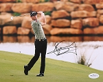 Gregory Bourdy  Signed 8 x 10 Photo JSA