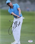 Jonas Blixt Signed 8 x 10 Photo PSA