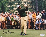 Billy Casper Signed 8 x 10 Photo JSA