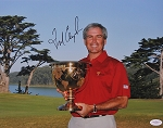 Fred Couples Signed 11 x 14 Photo JSA