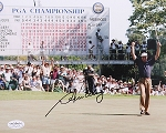 Steve Elkington  Signed 8 x 10 Photo JSA