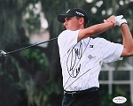 Charles Howell III Signed 8 x 10 Photo JSA