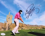 Ryo Ishikawa Signed 8 x 10 Photo JSA
