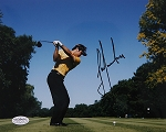 Trevor Immelman Signed 8 x 10 Photo JSA