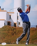 Davis Love Signed 8 x 10 Photo JSA