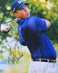 Matt Kuchar Signed 8 x 10 Photo JSA