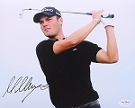 Martin Kaymer Signed 8 x 10 Photo JSA