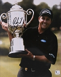 Phil Mickelson Signed 8 x 10 Photo GAI