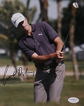 Geoff Ogilvy Signed 8 x 10 Photo JSA