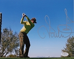 Ian Poulter Signed 8 x 10 Photo JSA