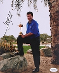 Jose Maria Olazabel Signed 8 x 10 Photo JSA