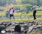 Adam Scott Signed 8 x 10 Photo JSA