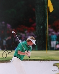 Brandt Snedeker Signed 8 x 10 Photo JSA