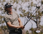 Camilo Villegas Signed 8 x 10 Photo JSA