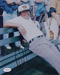 Lee Trevino Signed 8 x 10 Photo JSA