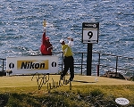 Boo Weekley Signed 8 x 10 Photo JSA