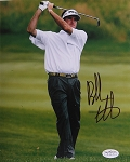 Bubba Watson Signed 8 x 10 Photo JSA