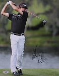 Bubba Watson Signed 11 x 14 Photo JSA