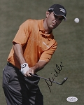 Mike Weir Signed 8 x 10 Photo JSA