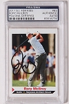 Rory McIlroy Signed 2011 SI For Kids  RC PSA