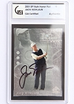 Jack Nicklaus Signed 2001 SP HR  GAI