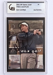 Fred Couples Signed 2003 UD SP  GAI