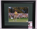Angel Cabrera Signed & Framed 11 x 14 Photo JSA