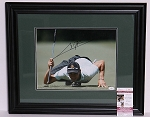 Camilo Villegas Signed & Framed 11 x 14 Photo JSA