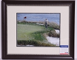 Ernie Els Signed & Framed 11 x 14 Photo PSA