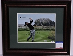 Greeme McDowell Signed & Framed 11 x 14 Photo PSA