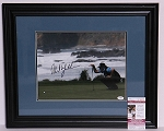 Phil Mickelson Signed & Framed 11 x 14 Photo JSA