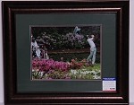 Ryo Ishikawa Signed & Framed 11 x 14 Photo PSA