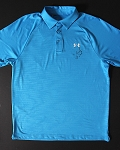 Jordan Spieth  Signed Under Armour  Tour Golf Shirt    PSA/DNA
