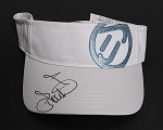 Ian Poulter Signed  IPJ Design Visor PSA/DNA
