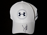 Jordan Spieth  Signed Under Armour  Tour Hat White  PSA/DNA