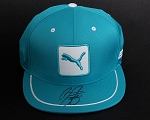 Rickie Fowler Signed Puma  Patch Tour Hat  PSA/DNA