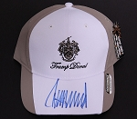Donald Trump Signed Trump Doral Hat PSA/DNA