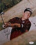 Phil Mickelson  Signed 8 x 10 Photo JSA