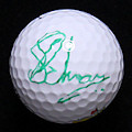 Charl Schwartzel Signed Masters Ball  PSA/DNA