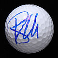 Ryan Moore Signed Titleist Pro V1x PSA/DNA