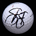 Scott Stallings Signed Torrey Pines Titleist PSA/DNA