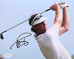 Paul Azinger Signed 8 x 10 Photo JSA