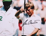 Ben Crenshaw Signed 8 x 10 Photo JSA