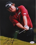 Jason Dufner Signed 8 x 10 Photo JSA