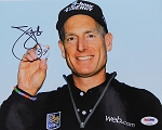 Jim Fruyk Signed 8 x 10 Photo PSA