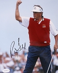 Ray Floyd  Signed 8 x 10 Photo JSA